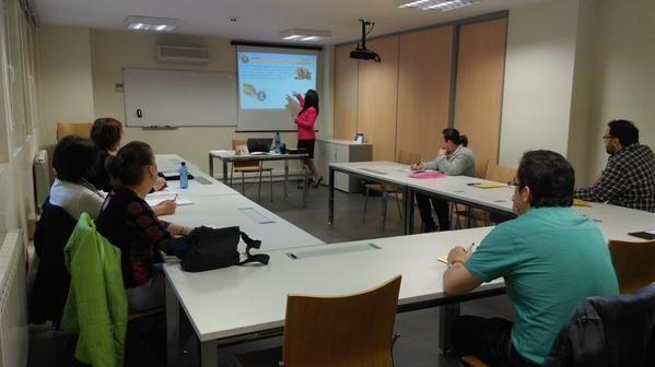 Presentación del Programa Job Club + (06/2015)
