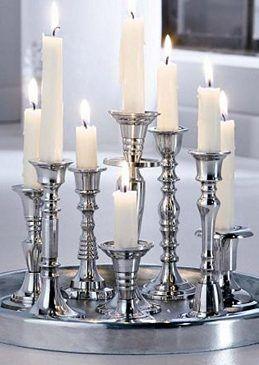 Kerzentablett Rondo Von Wohntraum Collection Acht Kerzenleuchter