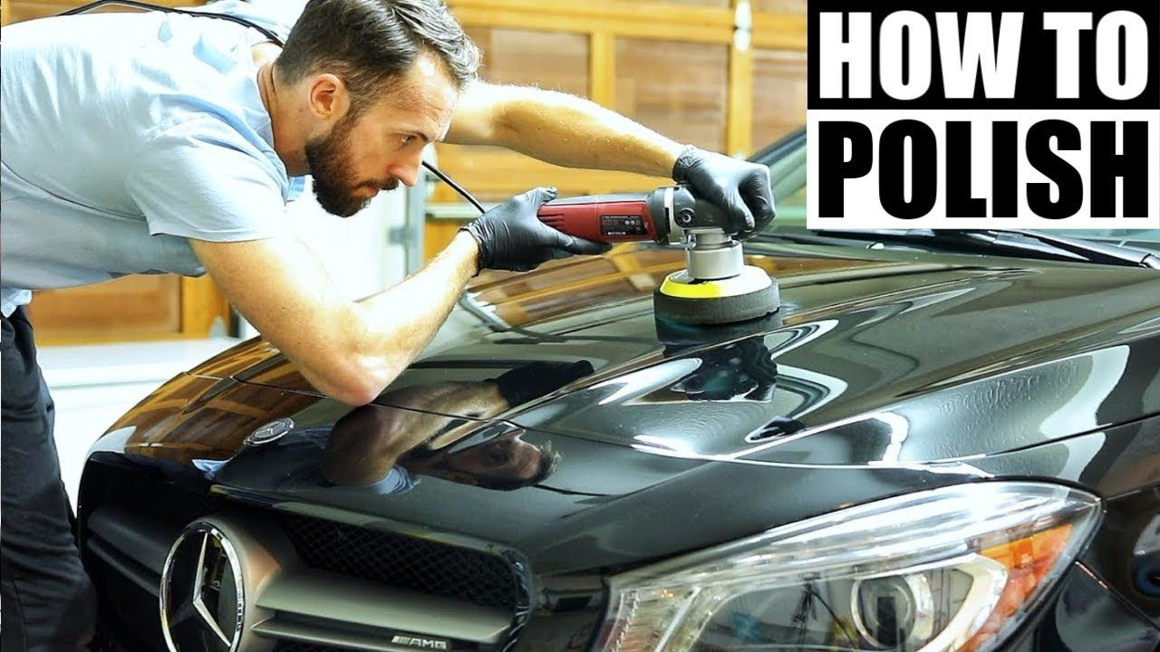 How To Polish A Car For Beginners Car Detailing and