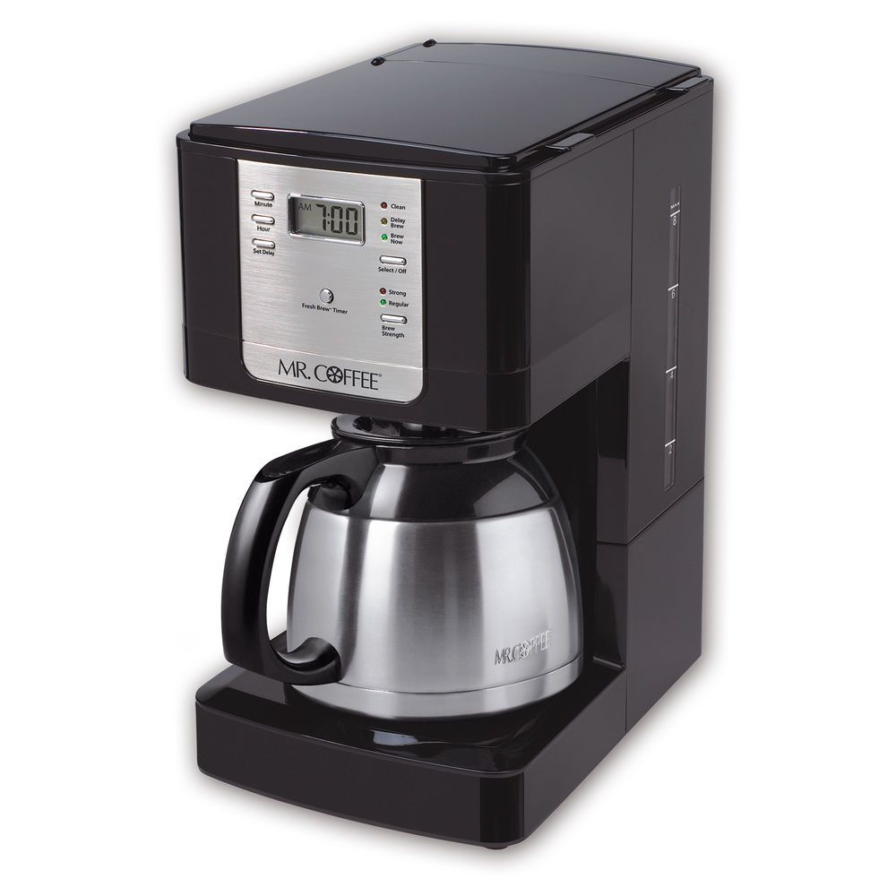 Coffeemaker With Thermal Carafe 8Cup Advanced