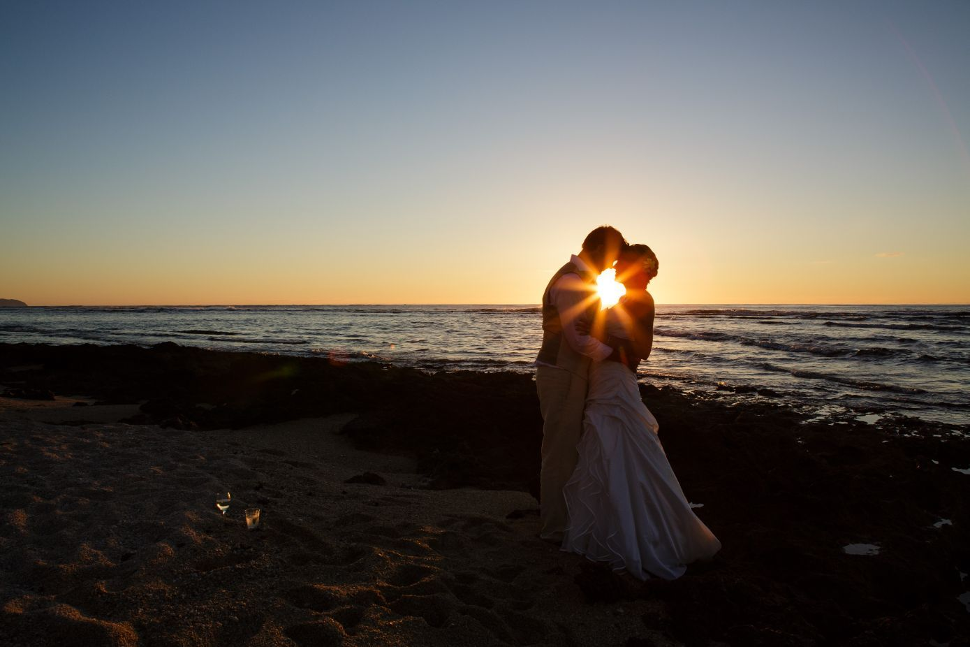 All Inclusive Hawaiian Wedding or Honeymoon Packages