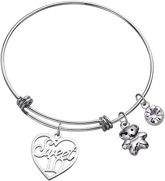 Amazon Com Sunflower Jewellery Birthday Gifts For 10 Years Old
