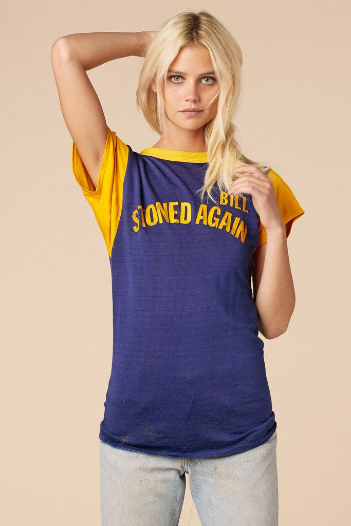 1001094fc8 Stoned Again 70's Tee – Stoned Immaculate Vintage | tee inspo ...