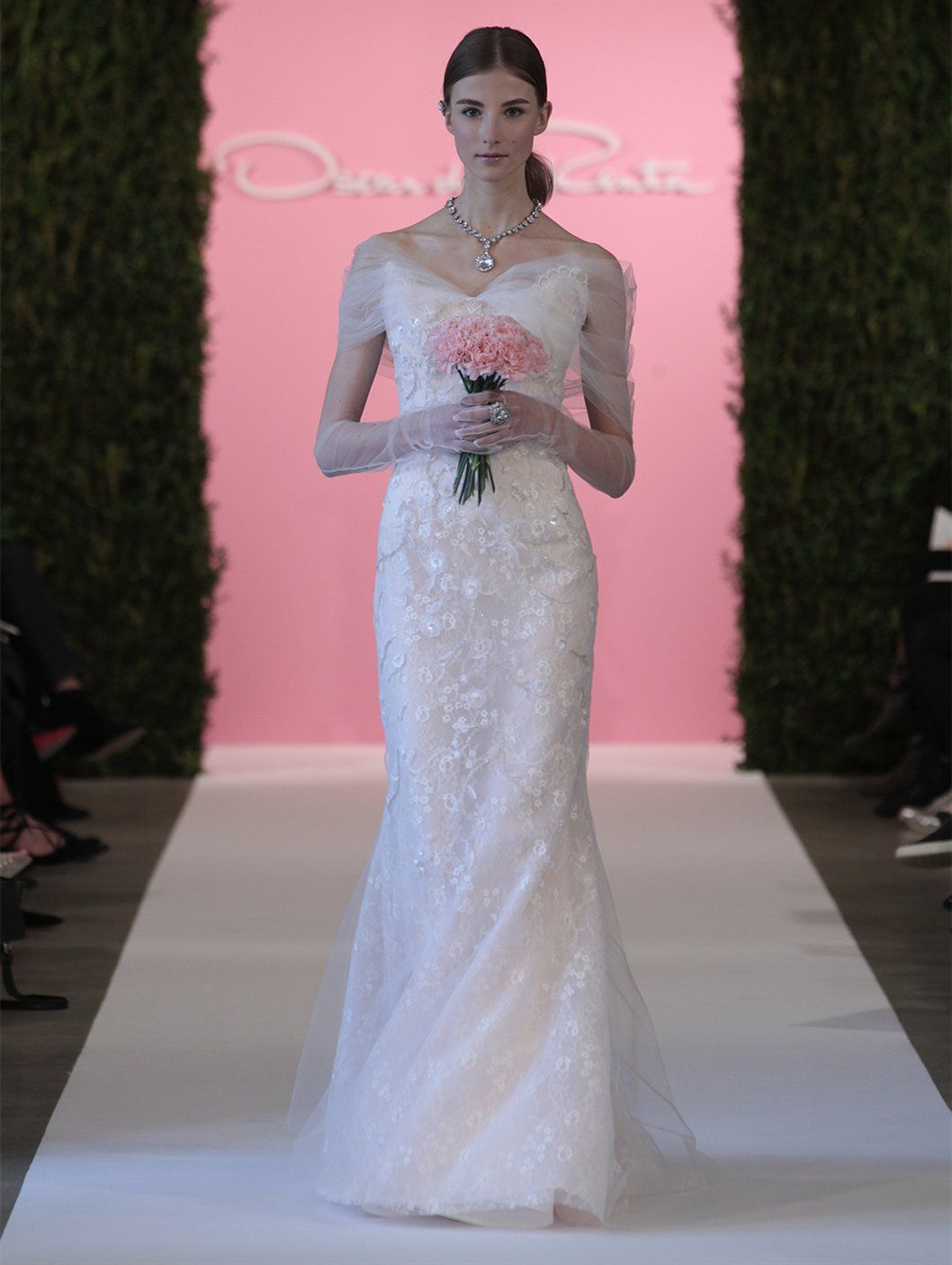 Oscar de la Renta Bridal Spring 2015 | Wedding Dresses | Pinterest ...