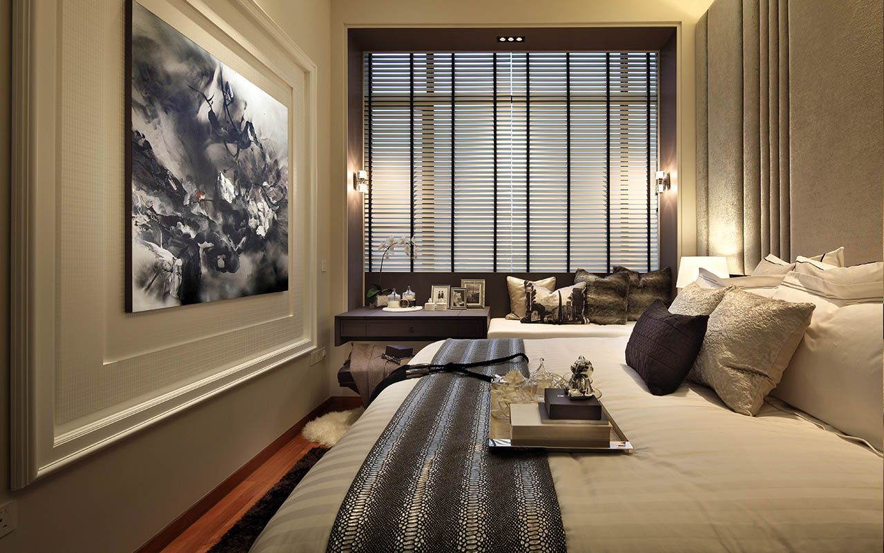 Interior Decorator And Interior Designing Company Singapore Hotel Bedroom Design Contemporary Bedroom Design Interior Design Companies