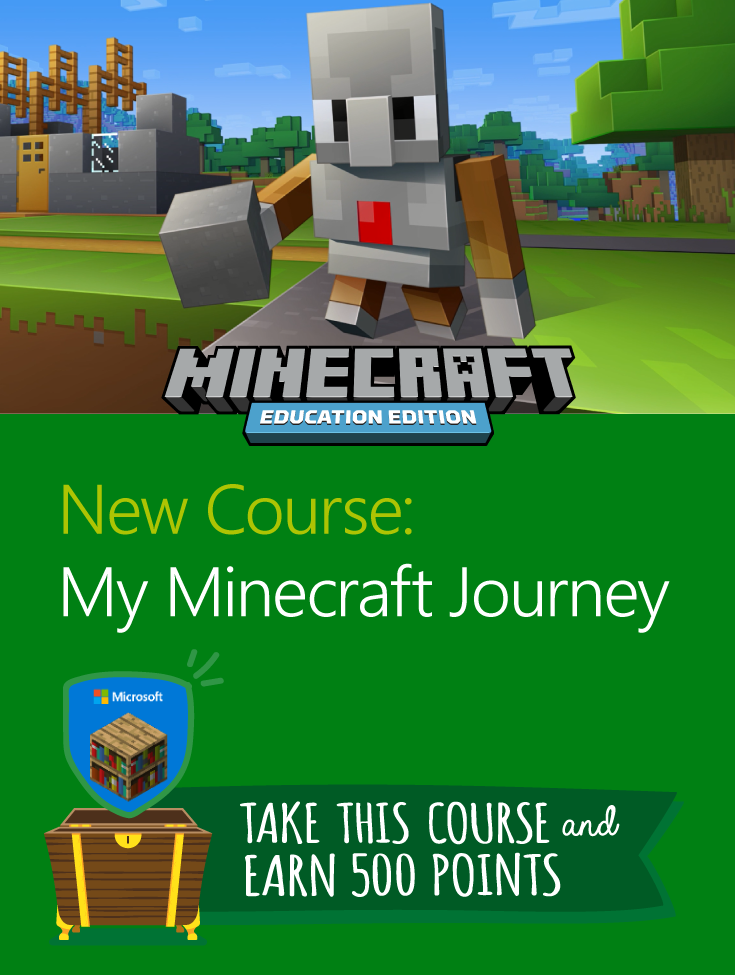 This Comprehensive Course Is Perfect For Anyone Wanting To Learn How To Use Minecraft Education Edition In Education Minecraft Classroom Learning Environments