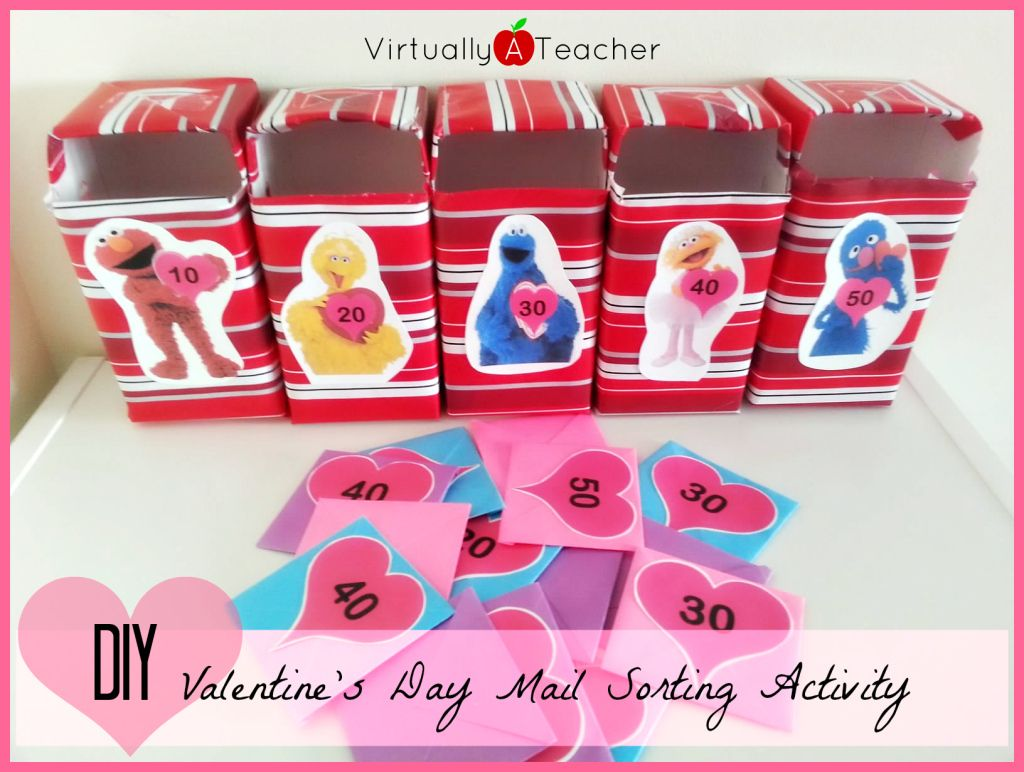 Valentine S Day Mail Sorting