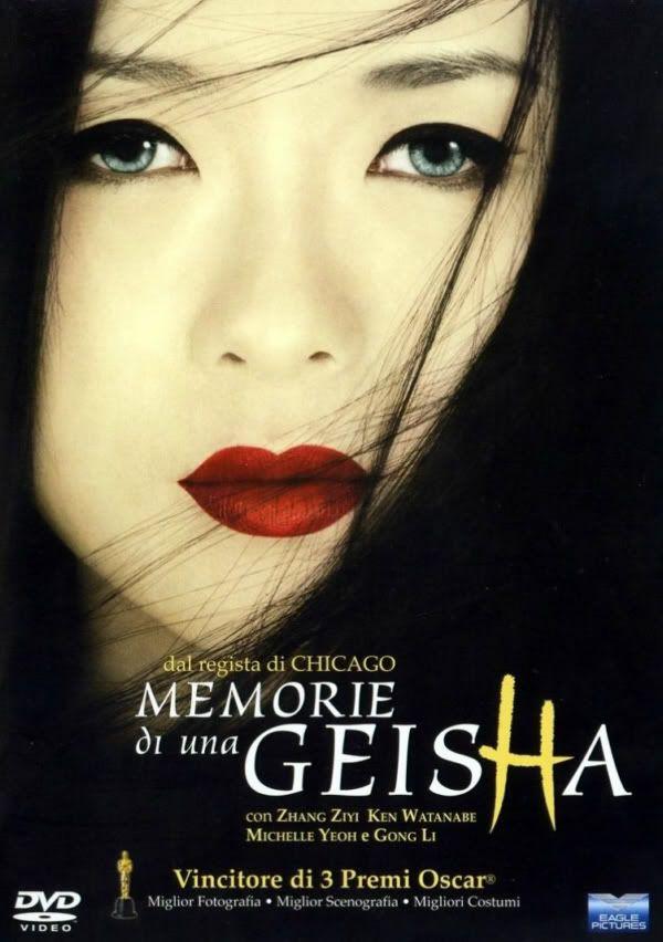 Memorie di una geisha (Memoirs of a Geisha) è un film del 2005