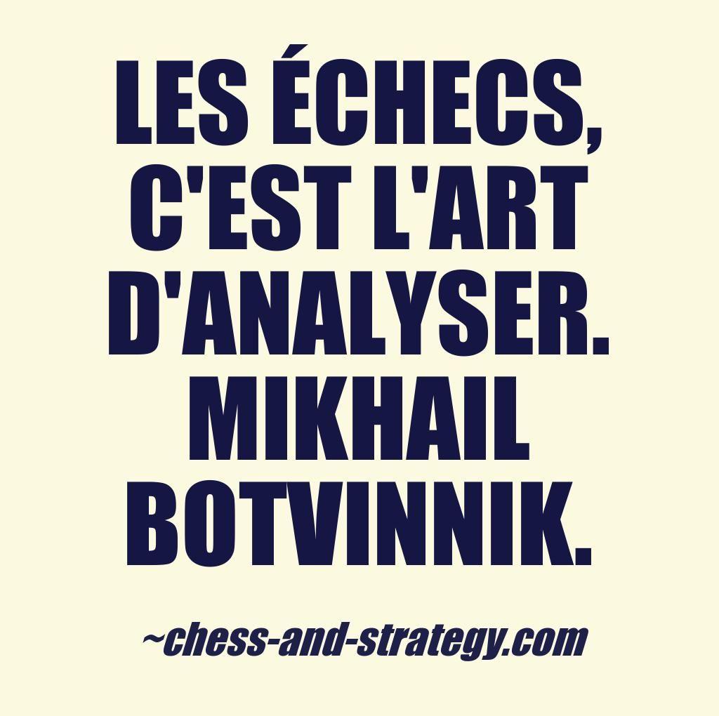 les citations aux échecs