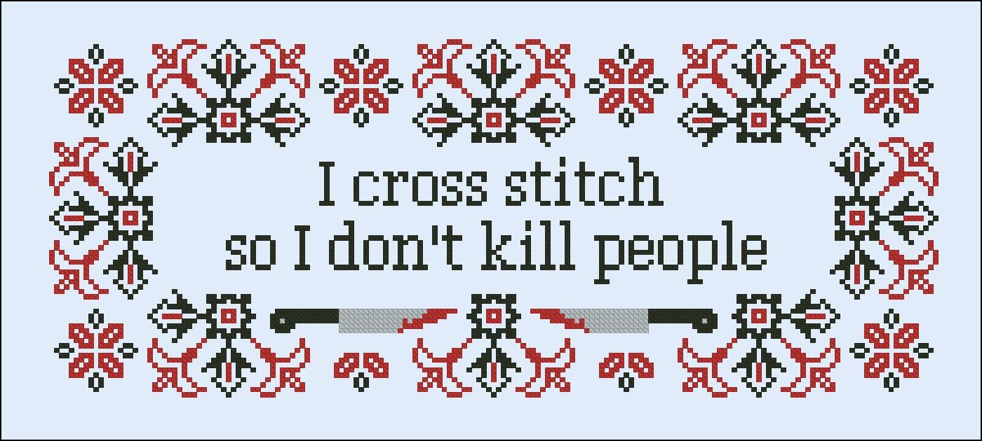 I cross stitch quote various quotes cross stitch patterns