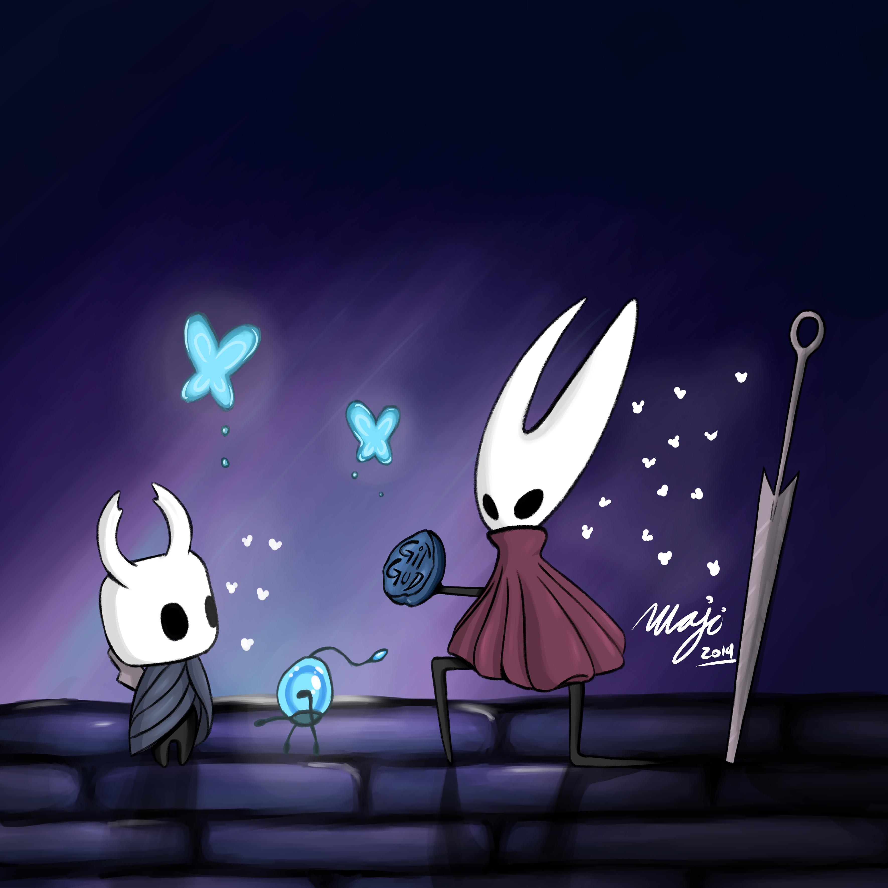 Hollow Knight Knight Hollow Night Git