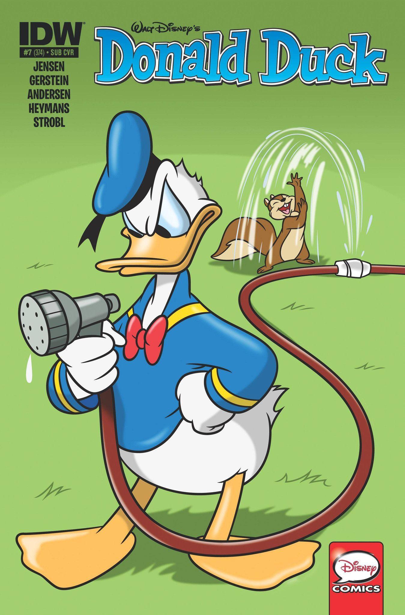 Donald Duck (2015) Issue 7 Donald duck, Donald duck
