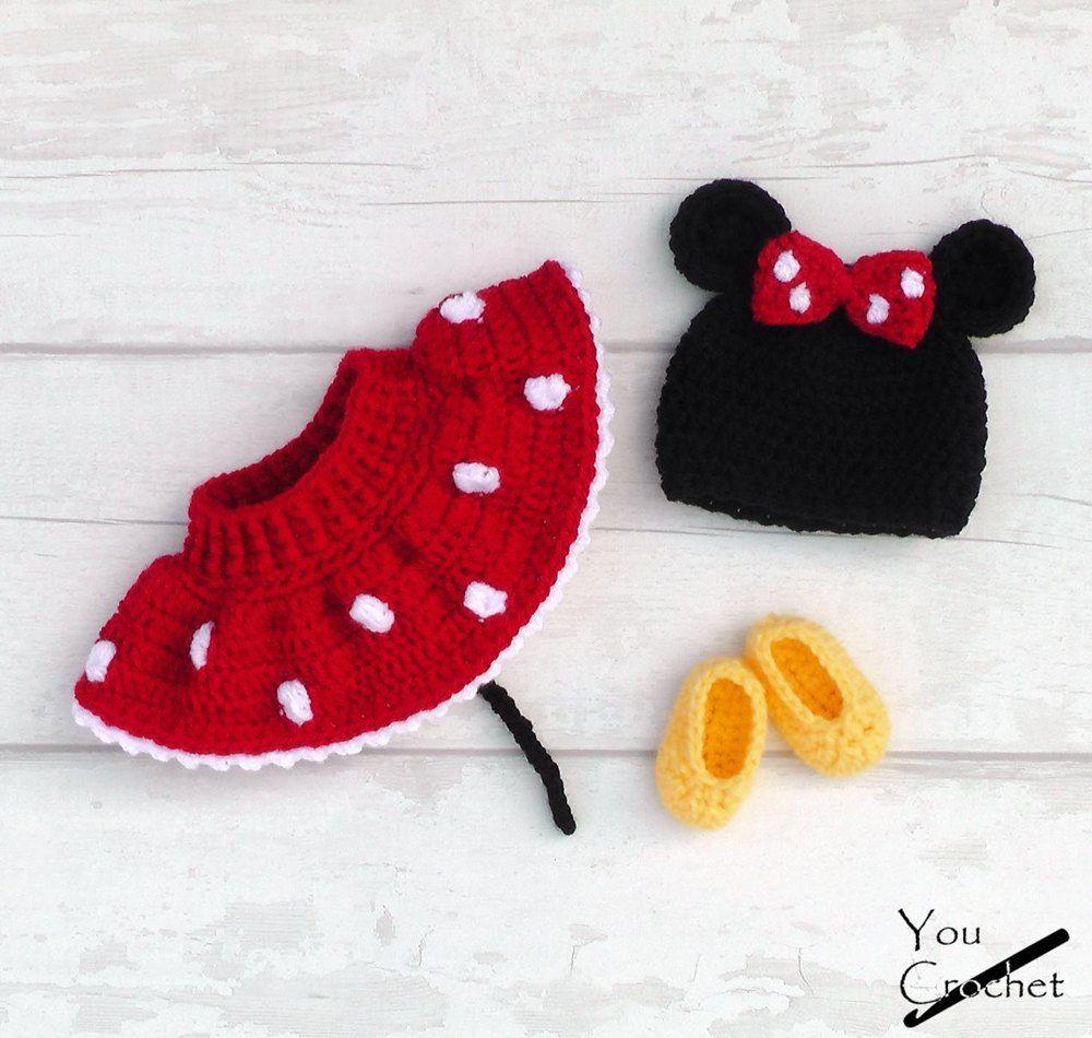 Minnie Mouse Diaper Cover Skirt Set Diaper Cover Set Pinterest