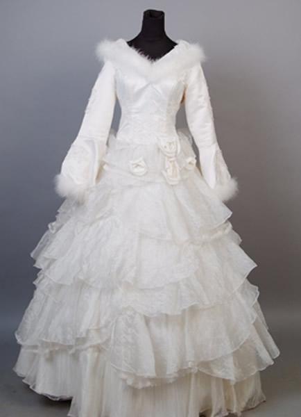 The Snow Queen Wedding Dress