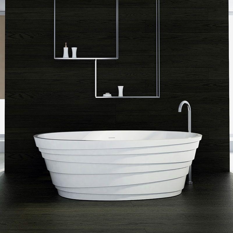 salle de bain baignoire rectangulaire