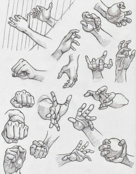 How To Attract Pencil In 2020 Hand Drawing Reference How To Draw Hands Hand Reference