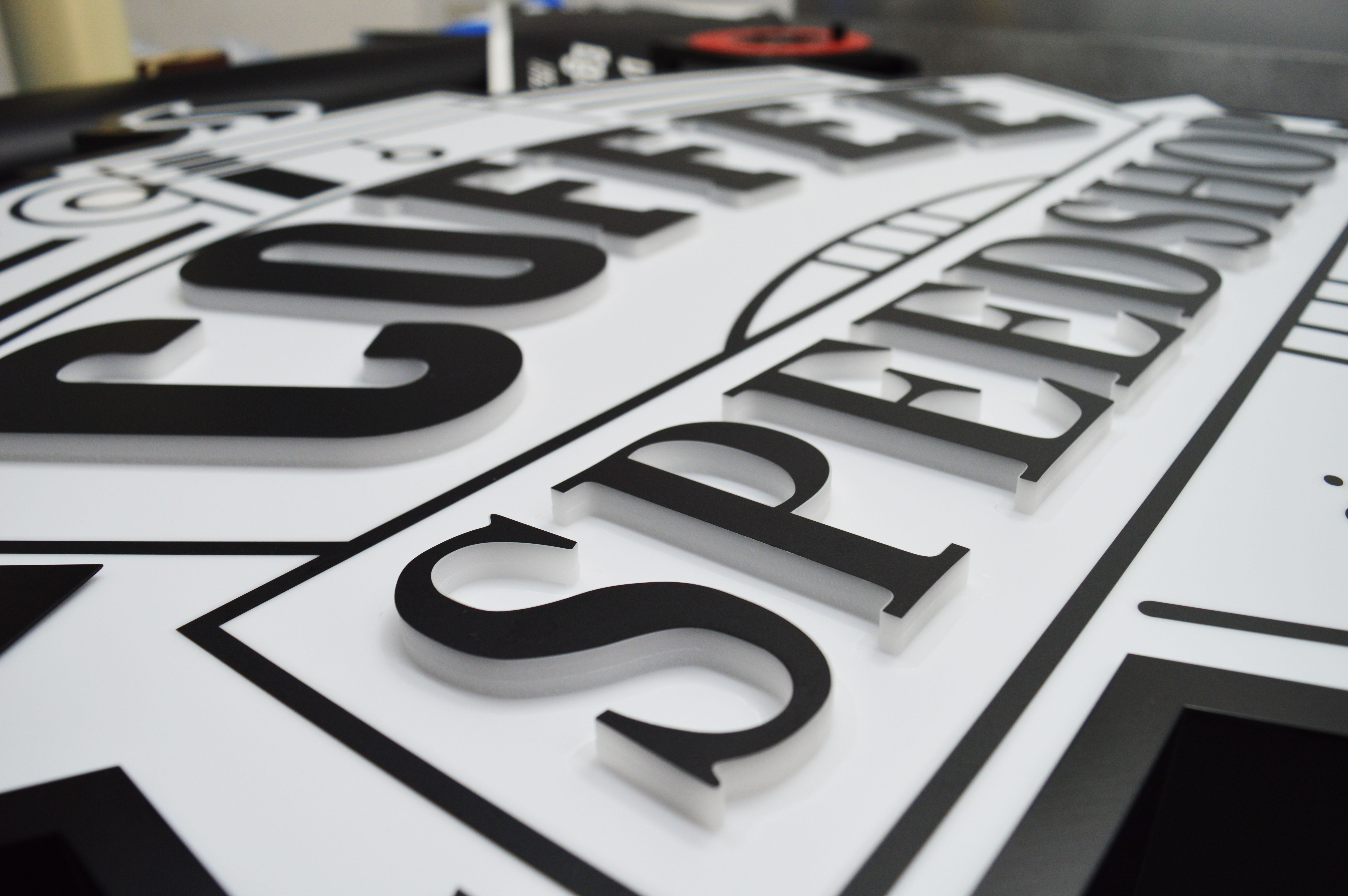 #signage #sign #signs #graphicdesign #graphic #design #acrylic #letters