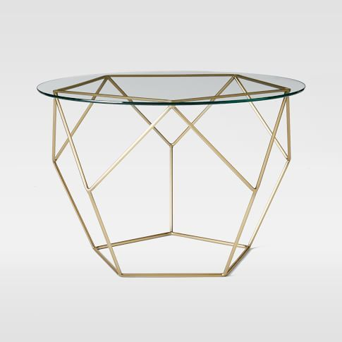Origami Coffee Table нестандарт Pinterest Origami Coffee And - West elm geometric coffee table