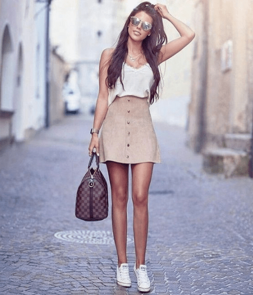 21 Cute Women Spring Outfit