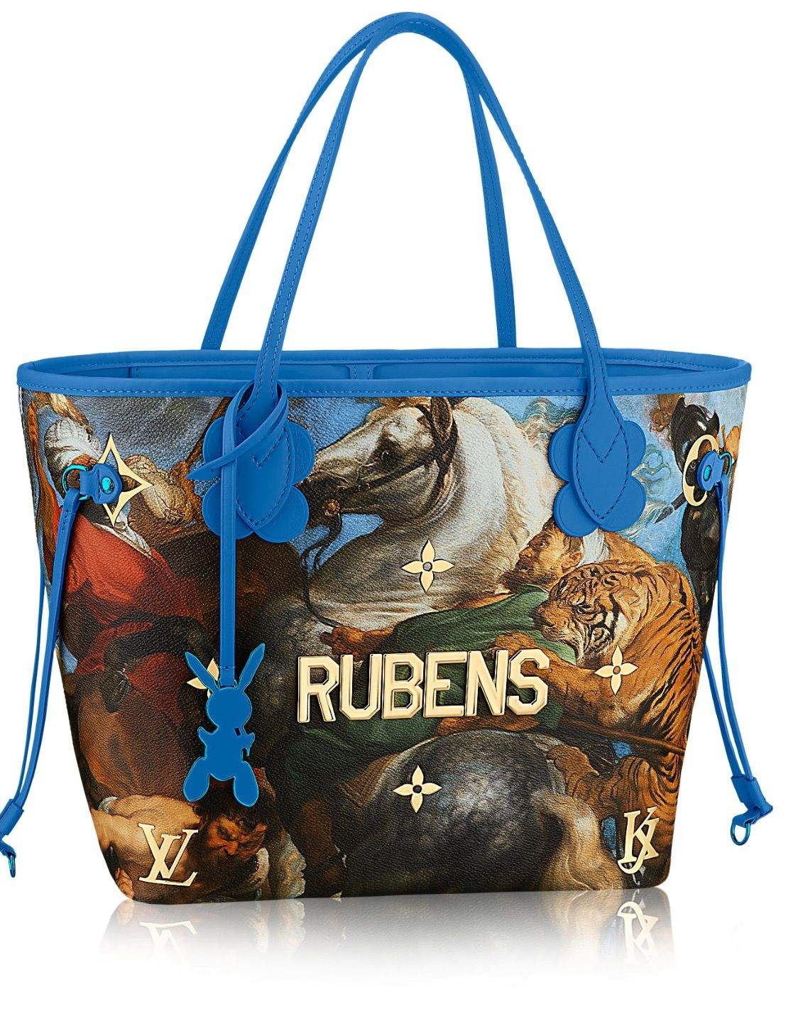 ee7254ed5226 Jeff Koons X Louis Vuitton Bags Featuring The  Mona Lisa