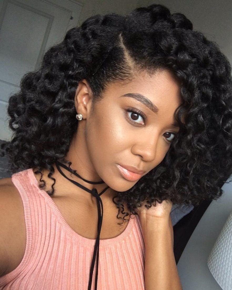 Pin by amanda on hair pinterest natural hair inspiration and