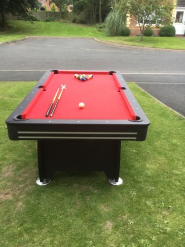 7 Ft * 4 Ft Multi Games #table   Pool, #table #tennis
