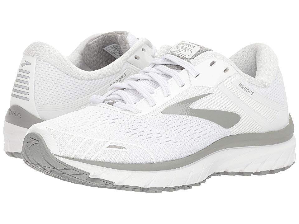 Brooks Adrenaline GTS 18 (White/White