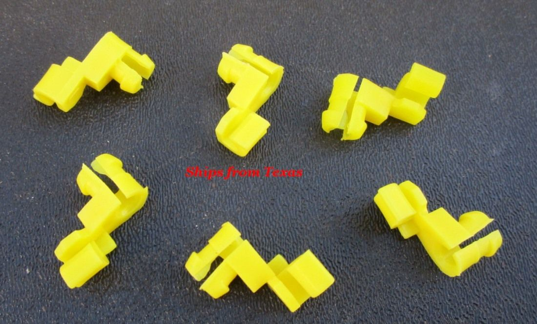 Lexus Toyota Tacoma Door Lock Rod Clips 1996 On 6 5 Mm Rod Only Toyota Tacoma Tacoma Lexus
