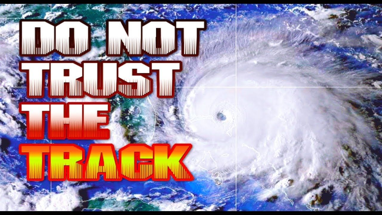 Hurricane Dorian Track Unreliable St Lucie Nuclear Plant In Evac Zone Hurricane Nuclear Plant Storm Surge