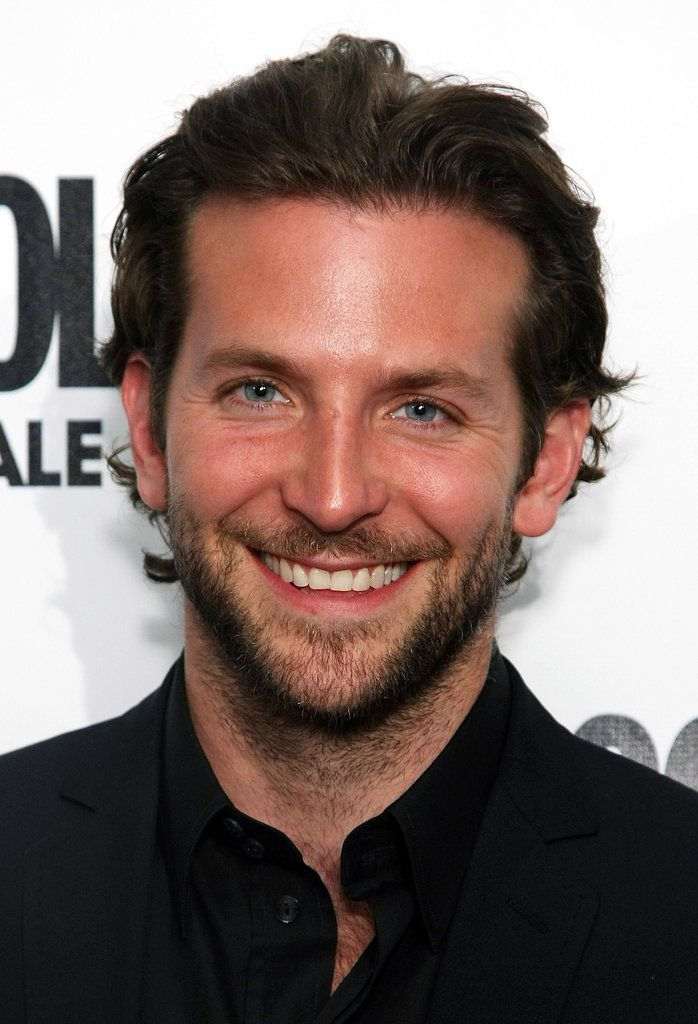 Bradley flashed his famous grin at a Cosmo event in March 2009.