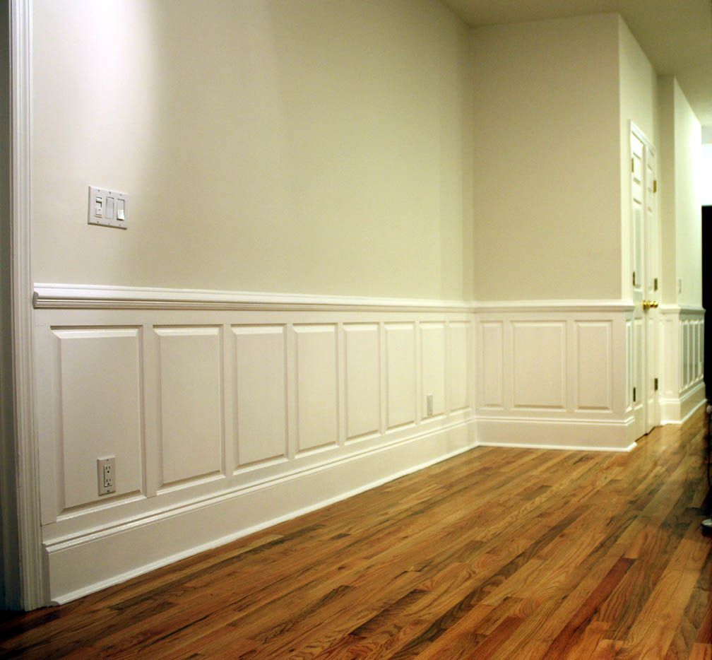 wainscoting for dining room | Home stuff. | Pinterest | Wainscoting ...