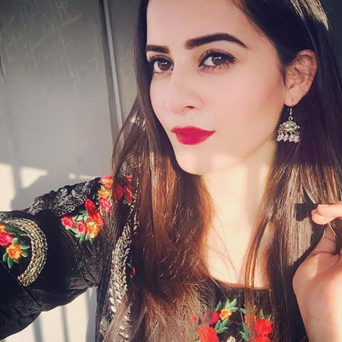 Image result for aiman khan