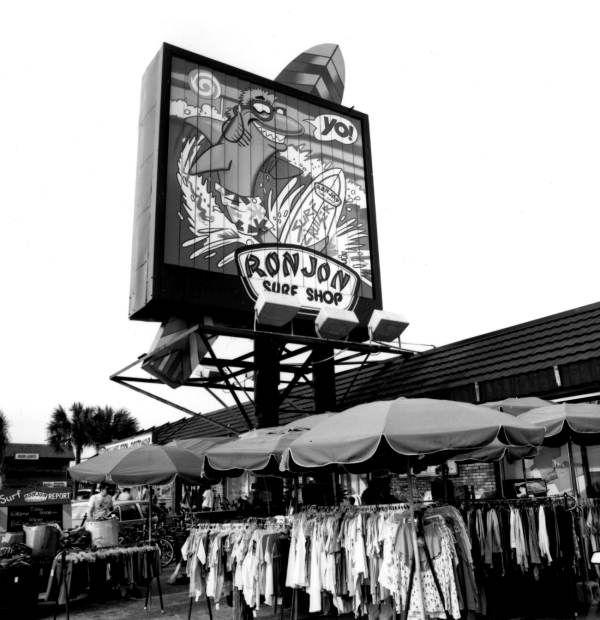 Florida Memory Ron Jon Surf Shop Cocoa Beach Florida Cocoa Beach Cocoa Beach Florida Ron Jon Surf Shop