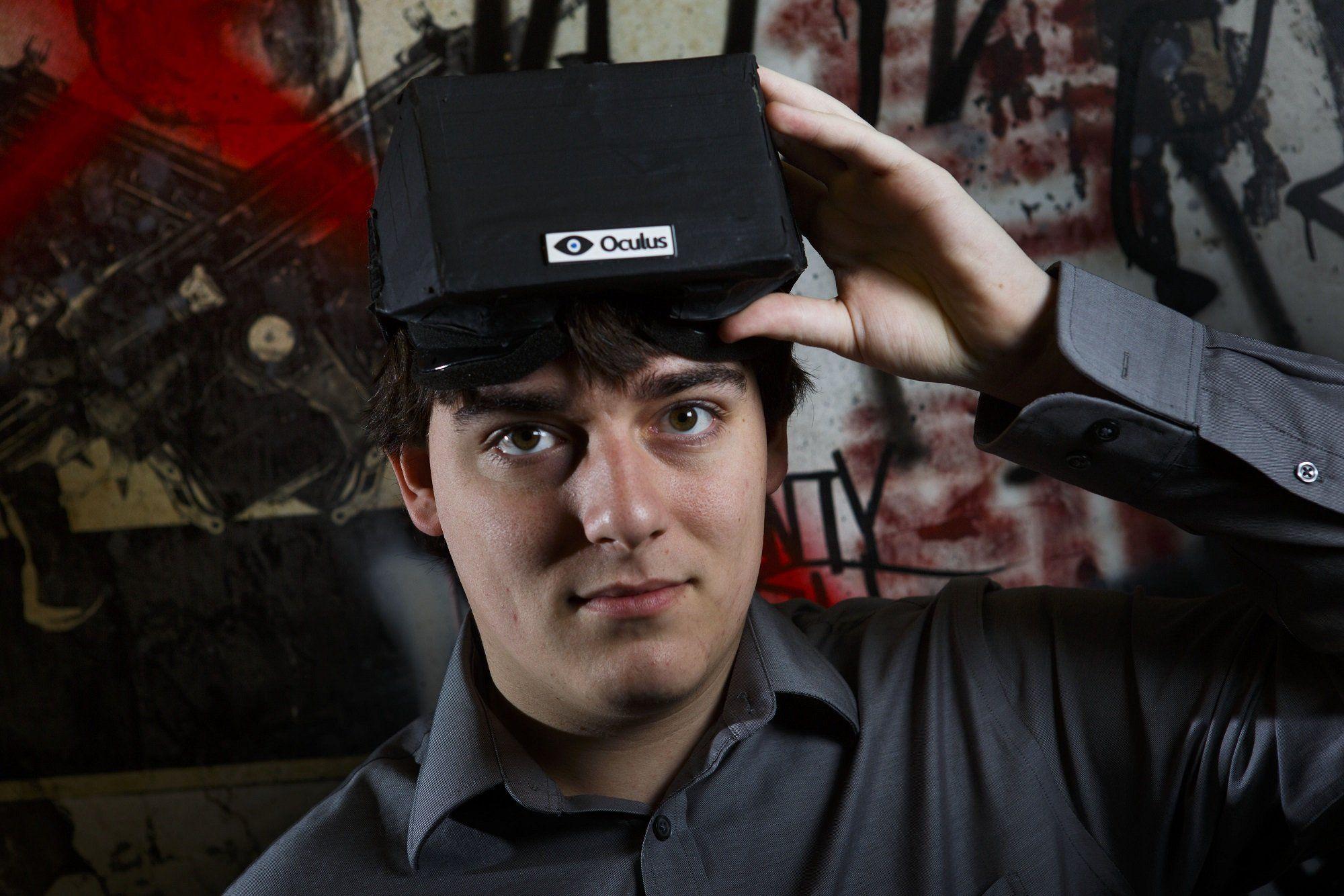 Oculus Founder Leaving Facebook