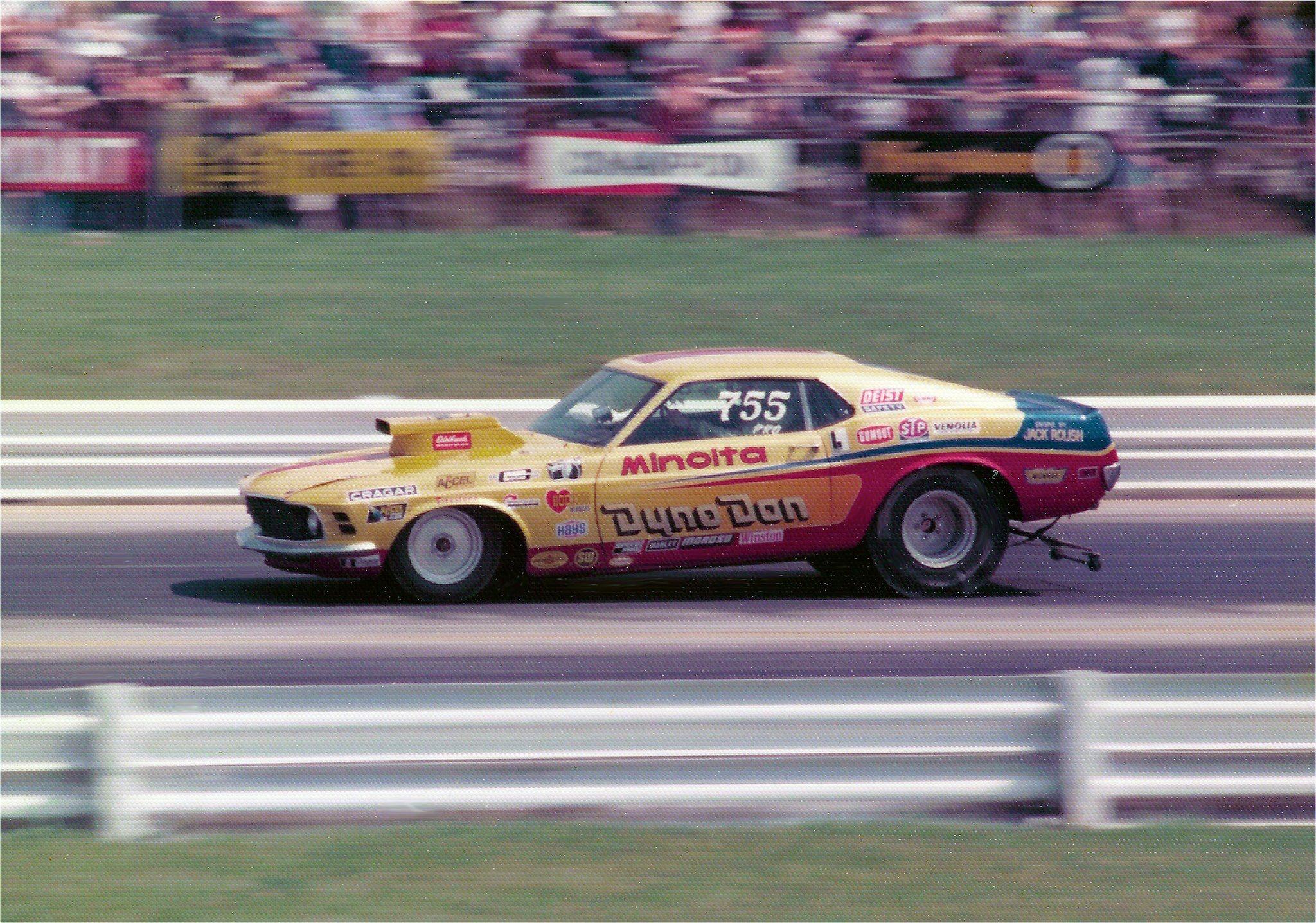 Dyno Don Drag Racing Cars Ford Racing Vintage Racing