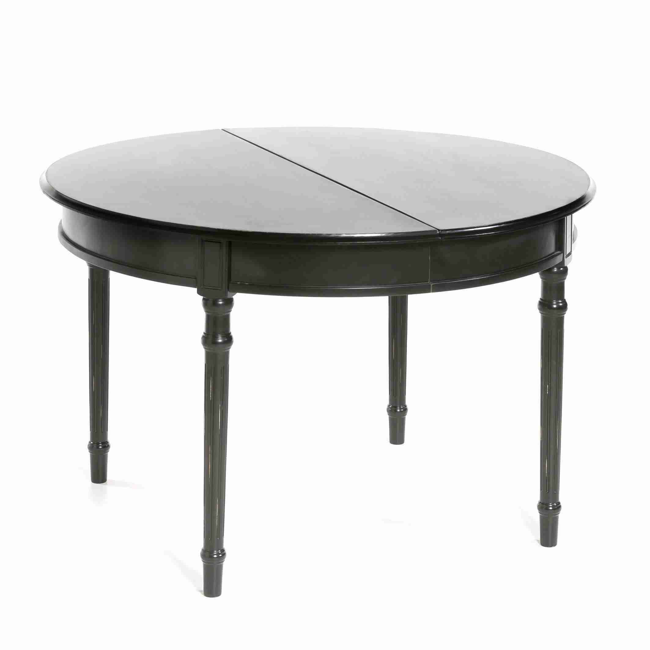 65 Remarquable Table Ronde Fly Extendable Dining Table Dining Table Round Dining Table