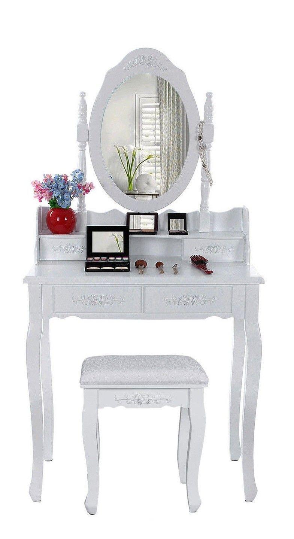Toaletka Kosmetyczna Taboret Na Prezent Rozyczki 7076770450 Allegro Pl Wiecej Niz Aukcje Room Ideas Bedroom Home Decor Home