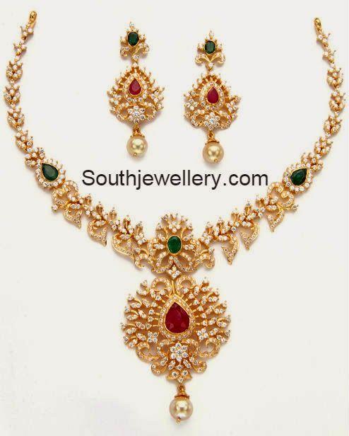 Buy Kundan Choker Necklace Priya Nacc10438c: ***Golden Picks
