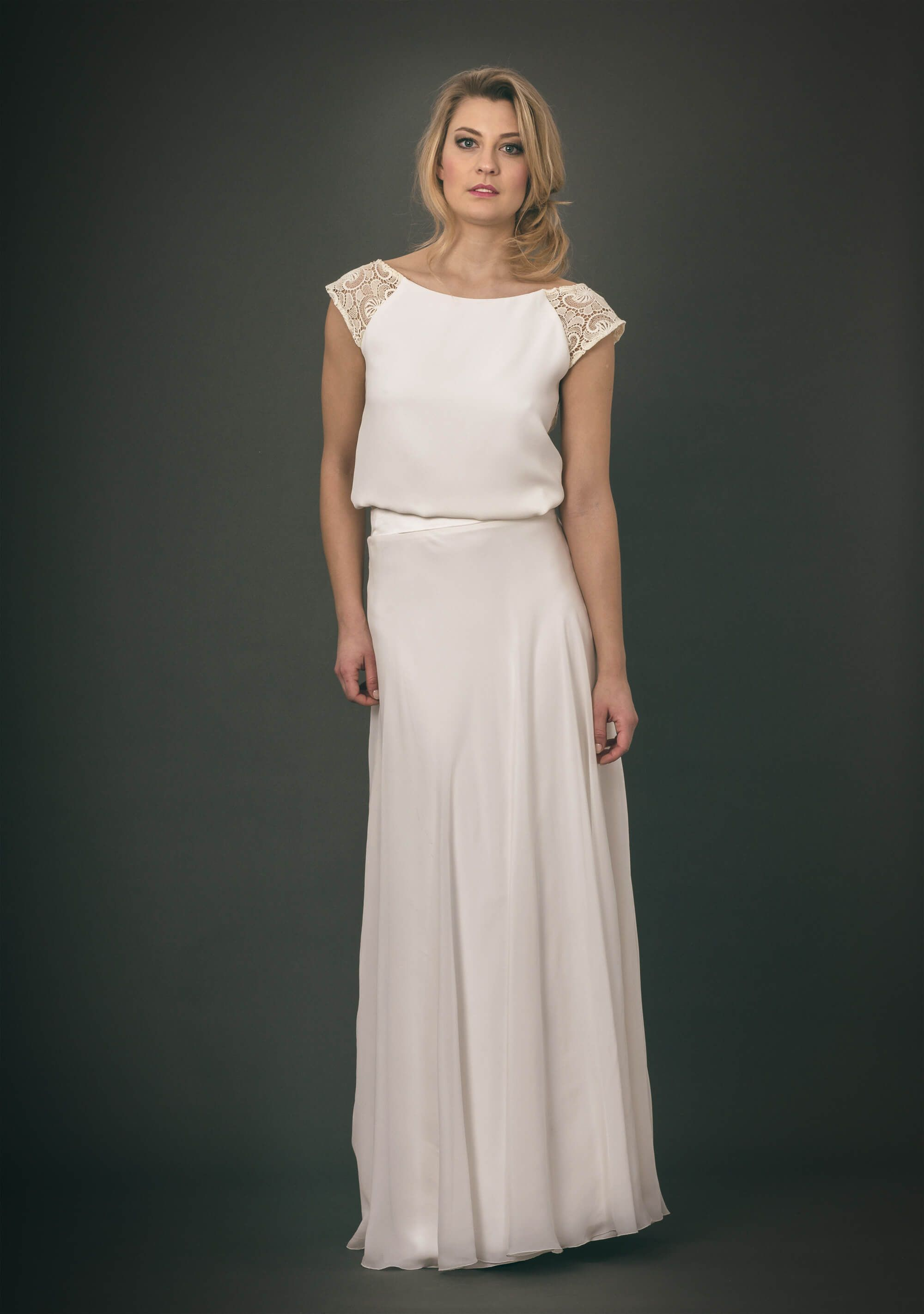 Brautkleid MEGAN & VALENTINA | Kleid | Pinterest