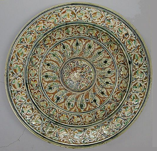 Plate Date Ca 1580 1600 Culture Italian North Italian Possibly Emila Metropolitan Museum Of Art Collect Antique Art Plates Earthenware Pottery