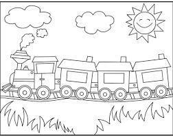 Risultati Immagini Per Trenino Disegno Colorato Disegni Da Colorare Ricamo Disegni Disegno Per Bambini