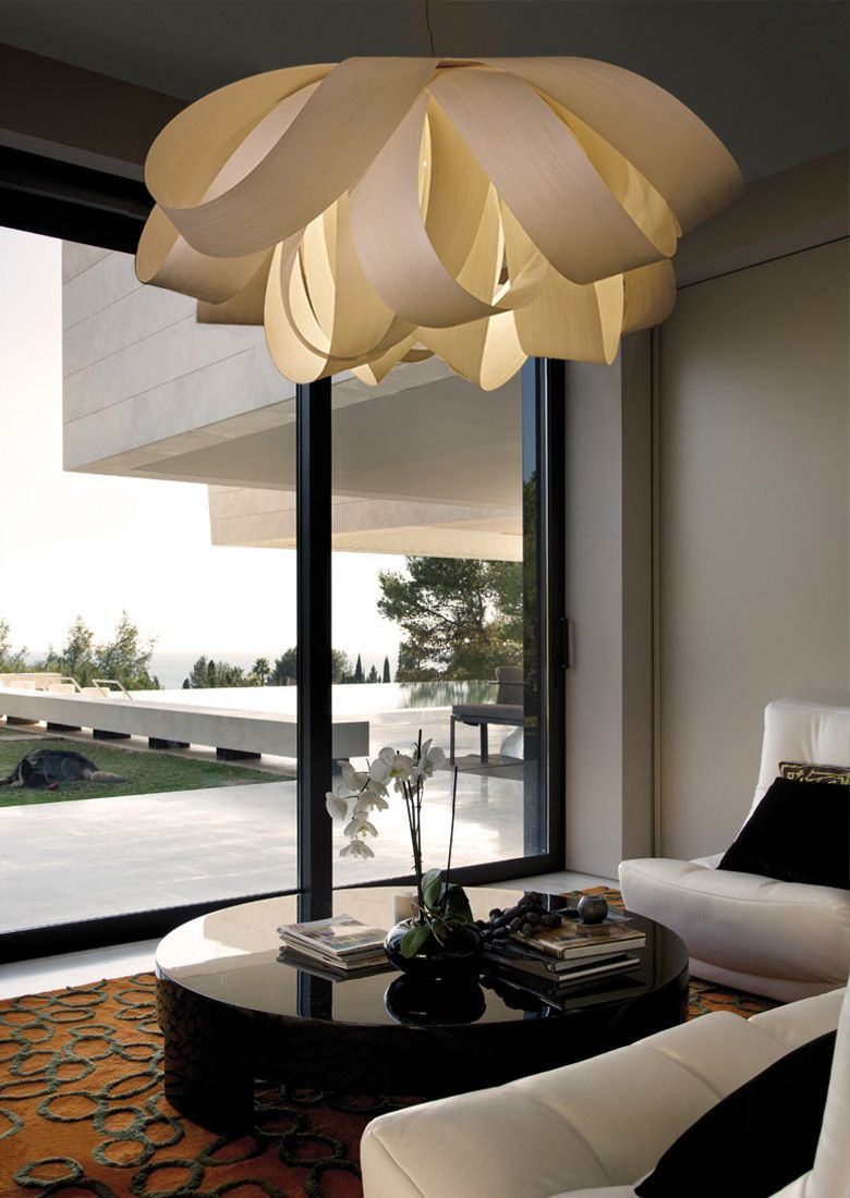 lzf lamps contemporary style hand made wood veneer lamps for