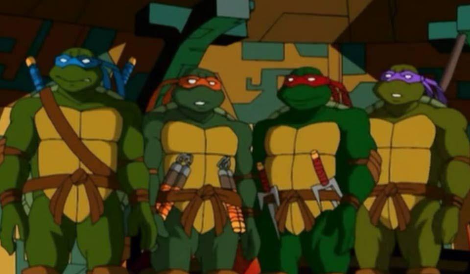 Tmnt 2003 Ninja Turtles Tmnt Teenage Mutant Ninja Turtles