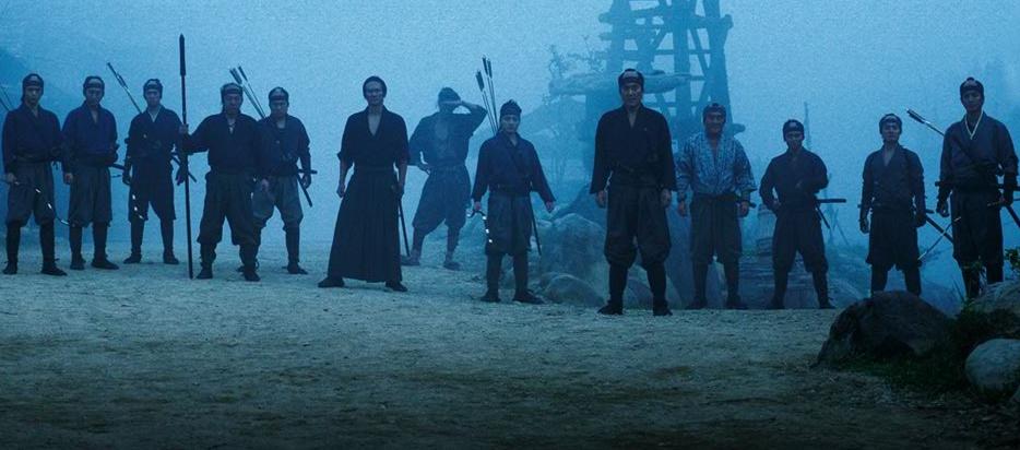 13 Assassins [十三人の刺客 Jūsannin no Shikaku] (Takashi Miike, 2010)