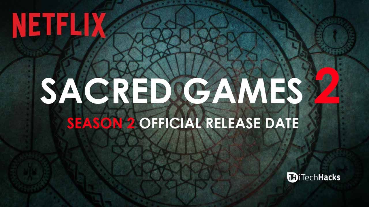 Sacred Games is one of the best Action, Crime, and Drama
