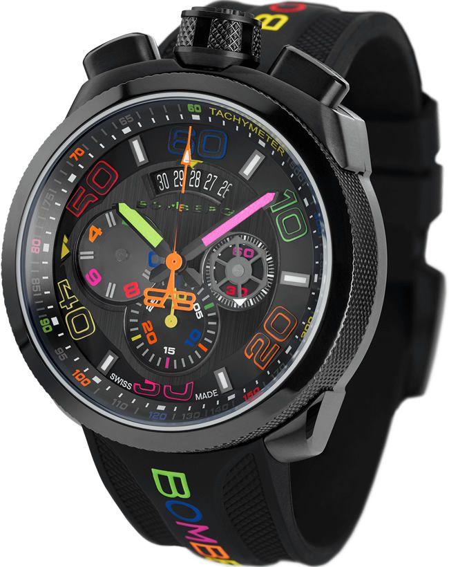 deeb5137dee0 Bomberg Watch Bolt