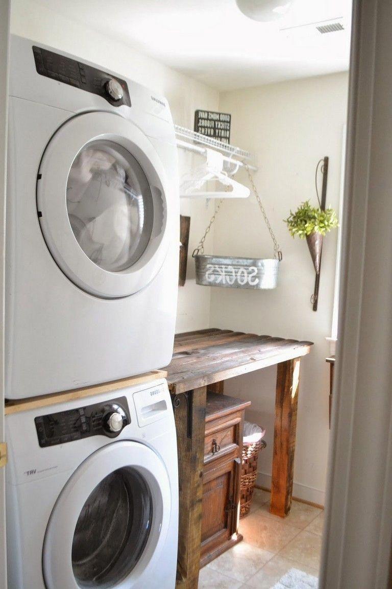 Photo of 30+ aufregende Designideen für kleine Waschküchen
