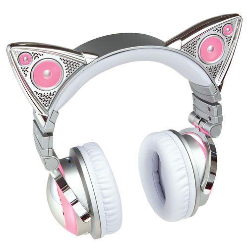 2464f2ba21f Limited Edition Ariana Grande Wireless Bluetooth Cat Ear Headphones ...