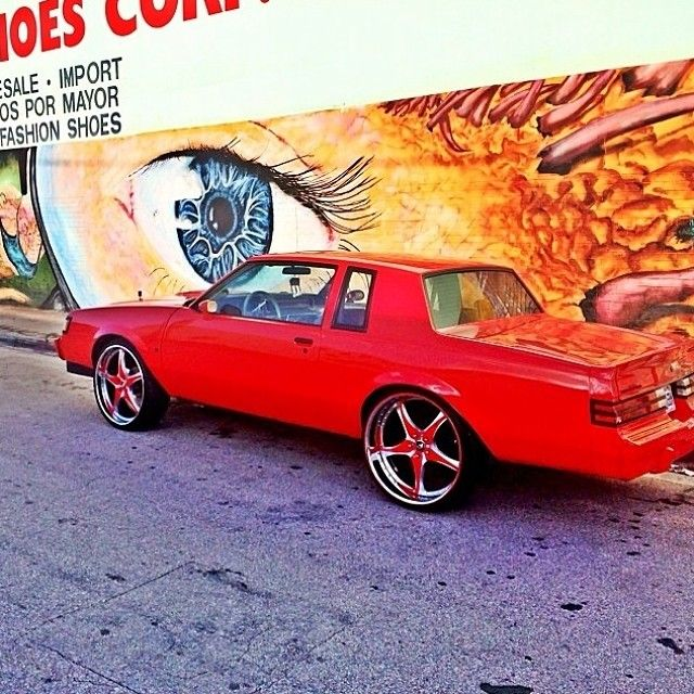 Buick Regal T Type For Sale: T-top Buick T-type Gbody Grand National Forgiato