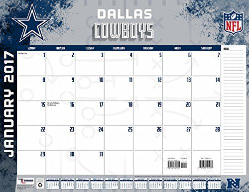 Dallas Cowboys Desk Calendar Dallas Cowboys Desk Calendar Pad Dallas